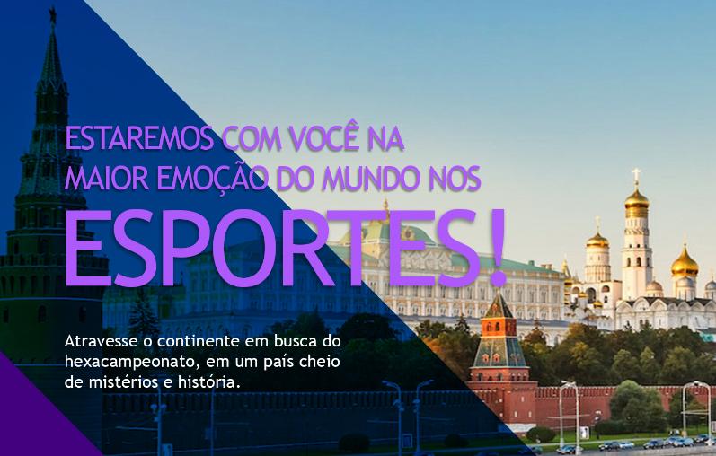 Roteiro Copa do Mundo Russia