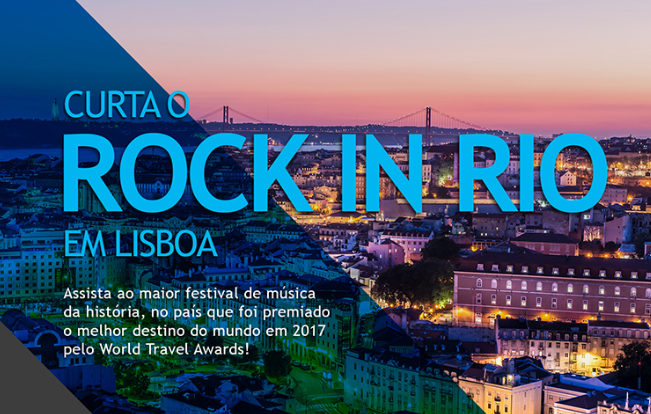 Rock in Rio Lisboa 2018