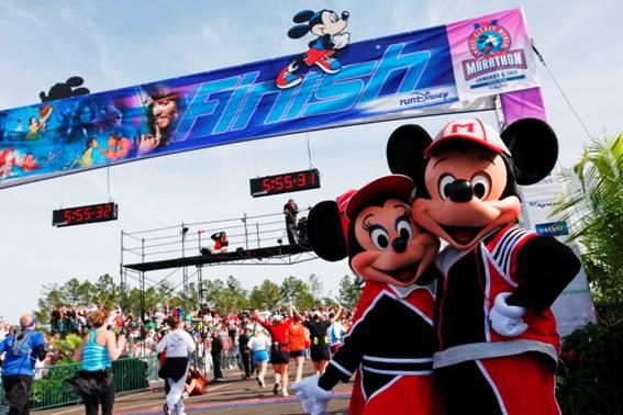 Maratona - A magia da Disney